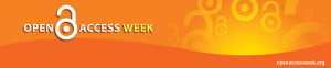 Open Access Week banner